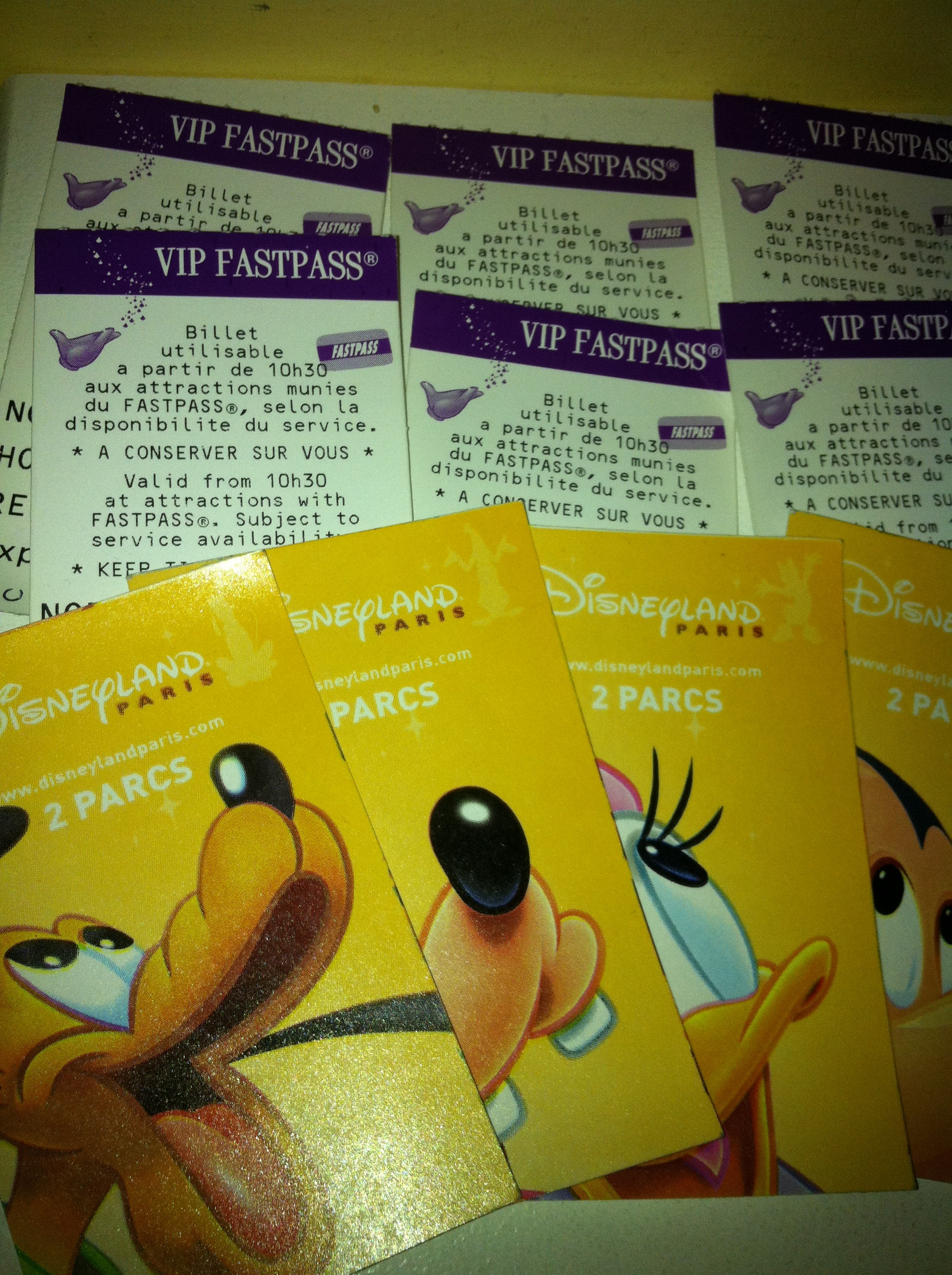 Fastpass goodness